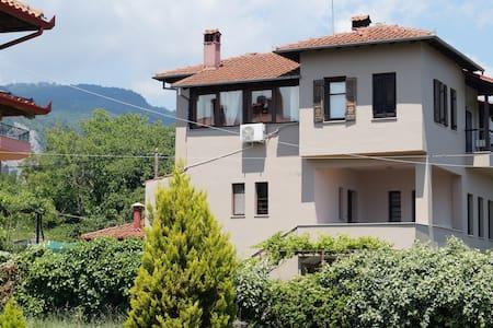 Luxury apartments faki - Litochoro