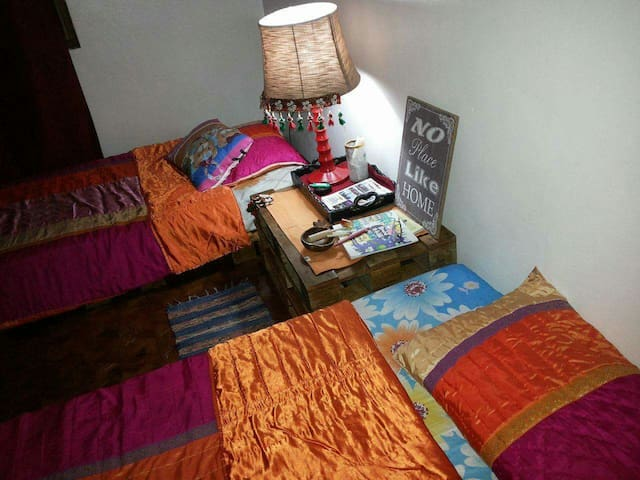 Subic Bed&Breakfast FAMILY ROOM.