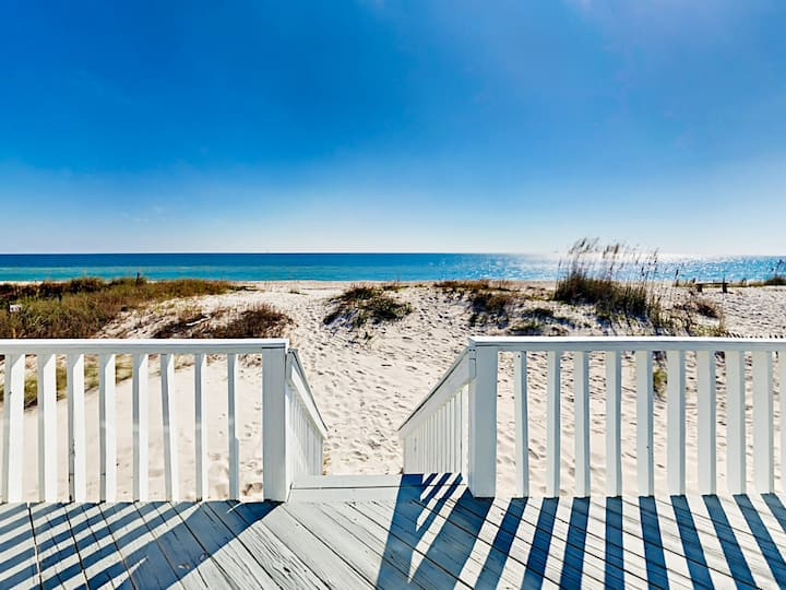 Beachside Sandlott Gulf Shores Home