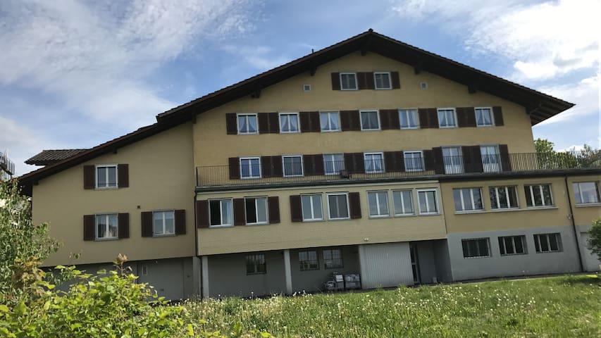 Hostel Heiden. Zimmer mit Aussicht,  smart & easy
