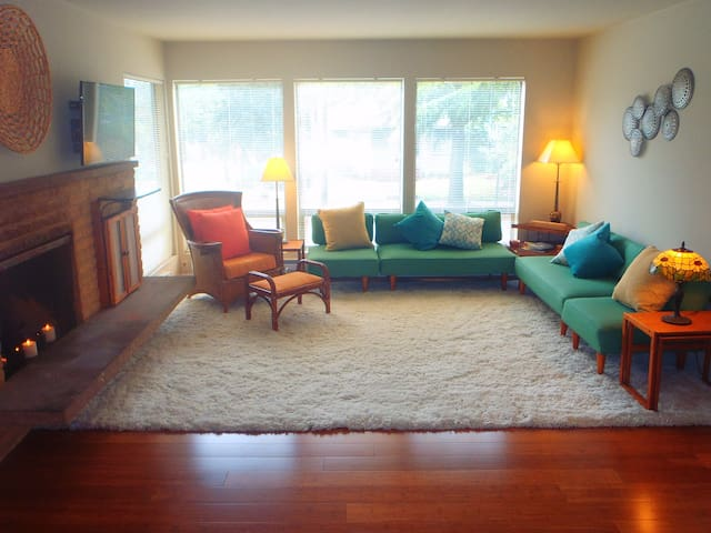 Mid Century Charmer, Capitol Hill