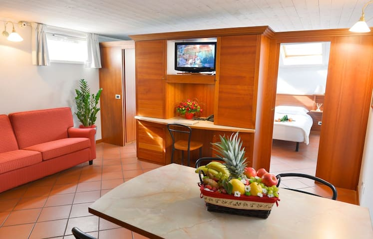 Bilocale 1 - Rovereto - Apartment