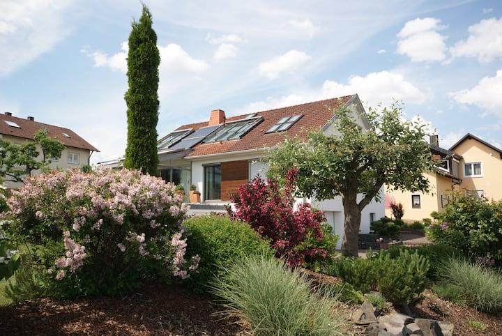 Ferien Wohnung in Rhön