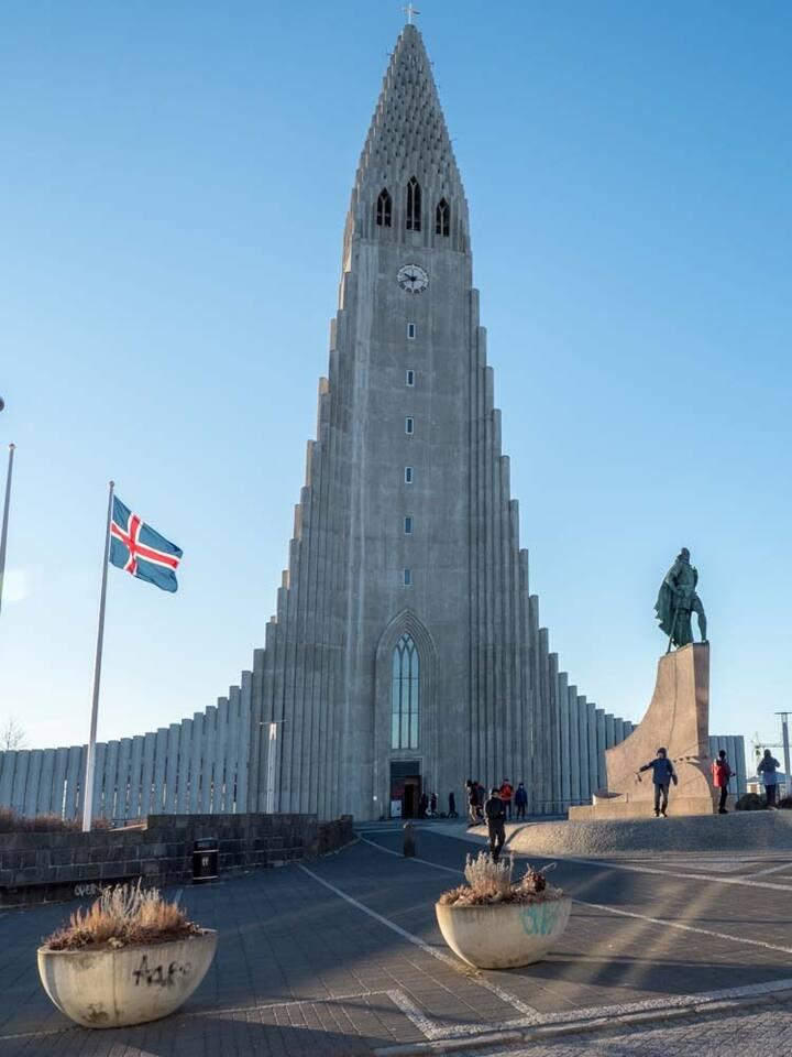 Retro Reykjavik