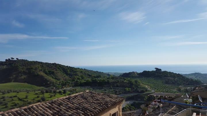House in Badolato Borgo