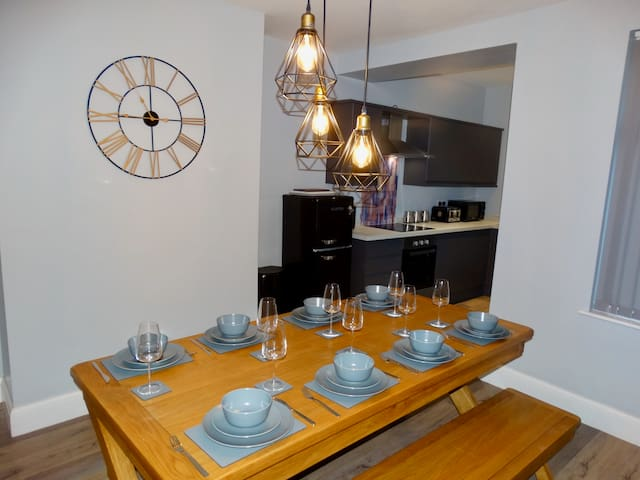 **Brand New Refurbished House for January 2020**