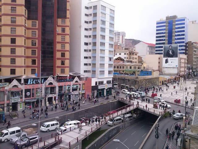 Nice, comfortable and unbeatable location - La Paz - Huoneisto