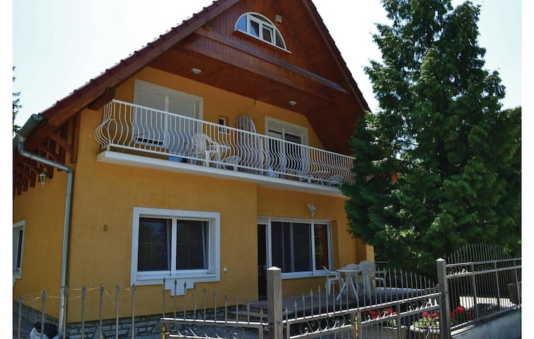 Holiday apartment with 1 bedroom on 22m² in Zamárdi