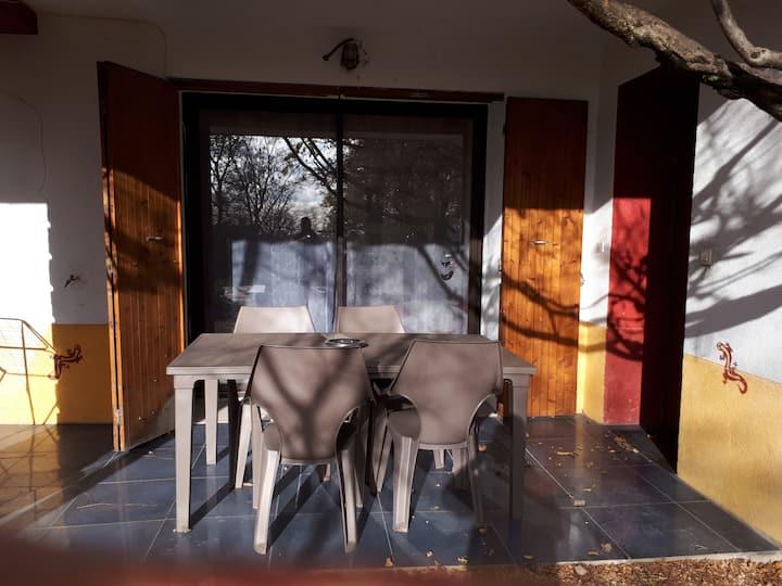 Appartement très calme avec jardin proche d'Alès