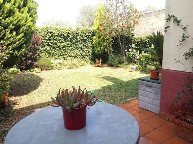 Casa con encanto cercana a Sevilla - Almensilla - Haus
