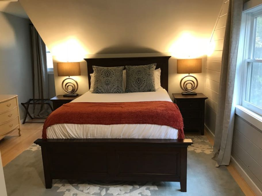 Brand New Queen Size Bed- property renovated August 2017