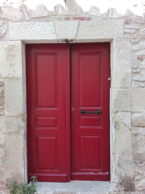 Our Red-Door