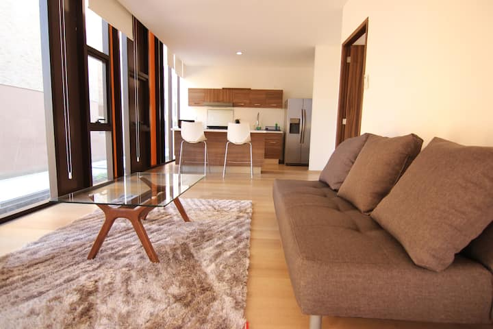 Beautiful Apartment in Nuevo Sur. Fully Equipped