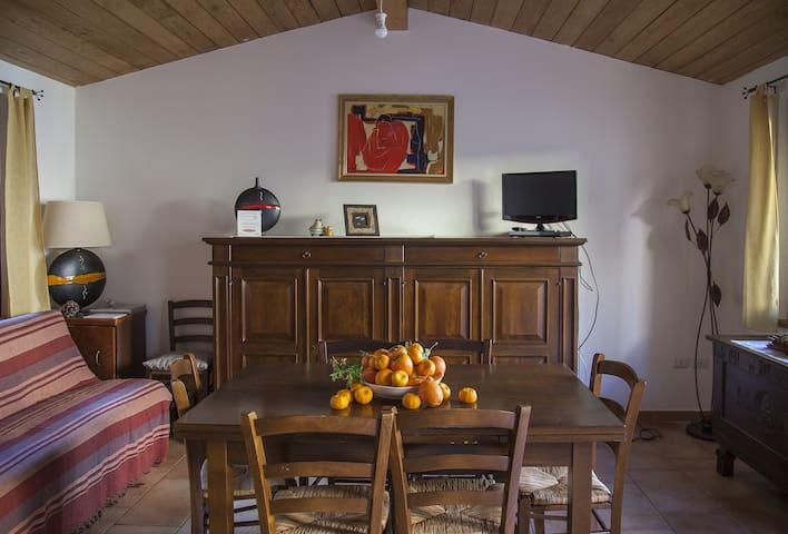Wooden House Santu Predu - Nuoro - House