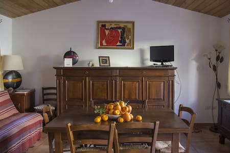 Wooden House Santu Predu - Nuoro - Hus