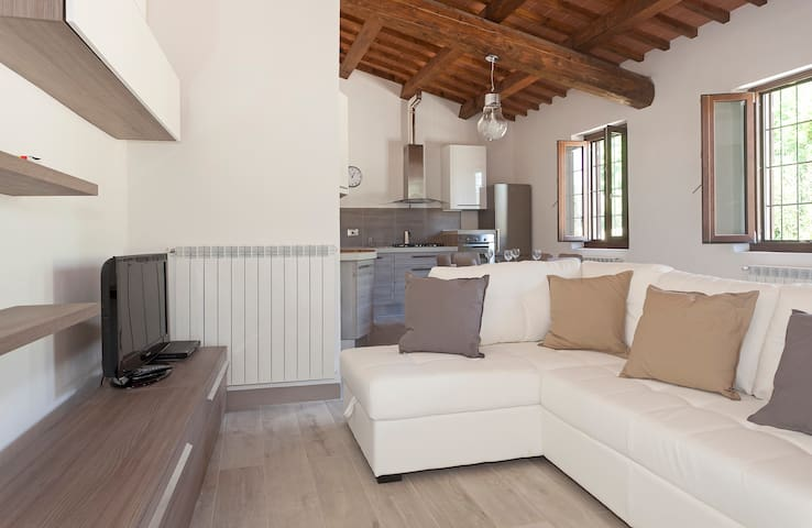 Luxury villa only 15 minutes drive from florence