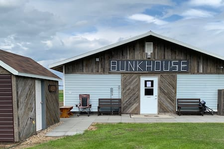 Bunkhouse Suite #1 @ The Ranch Highway 55 Debden