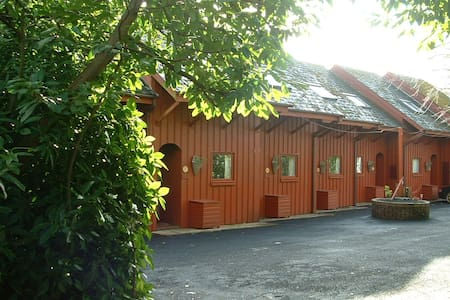 Lodge holiday adventures, Llanteglos, S.W. Wales - Llanteg - Chalé