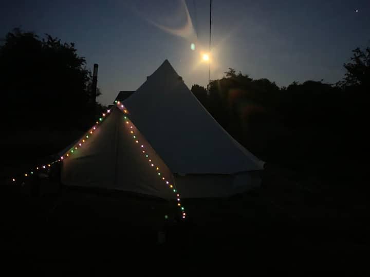 Bluebell Bell Tent