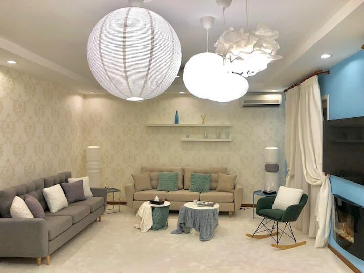 Santorini 5* apartment