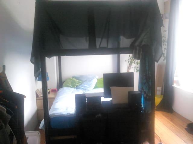 Gemütliches  Zimmer  in  Wasser- und  Zentru(SENSITIVE CONTENTS HIDDEN)ähe - Kiel - Apartment