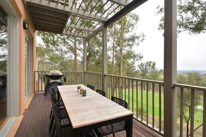 Villas Diciotto (sleeps 18) Resort Condos located within Cypress Lakes Resort (nothing is more central)