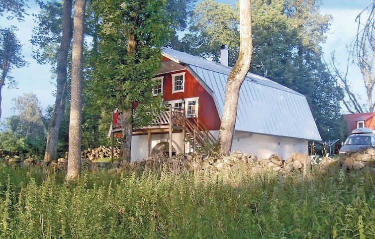 Holiday cottage with 5 bedrooms on 140m² in Ljungby