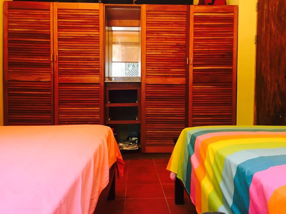 Dresser & storage