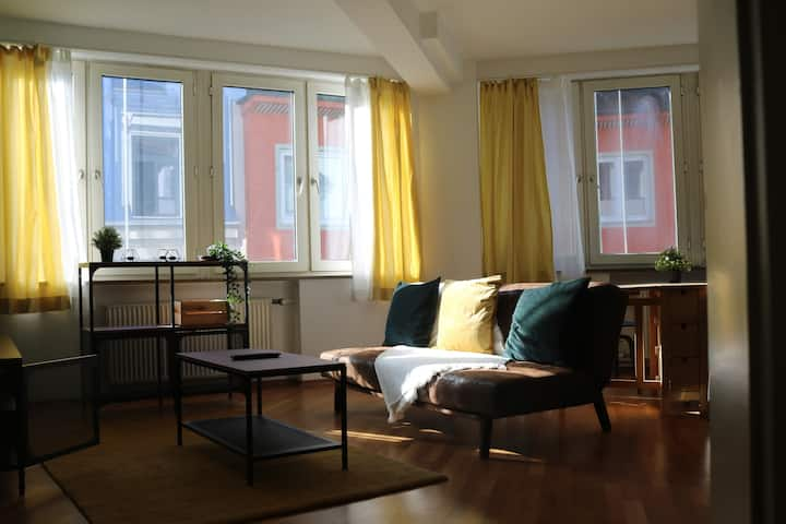 Tolles City-Appartement in Top zentraler Lage