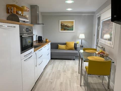 Precioso apartamento en Irún, muy bien comunicado.
