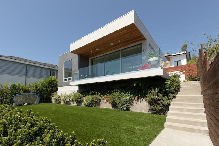 Santa Monica Guest house with amazing views