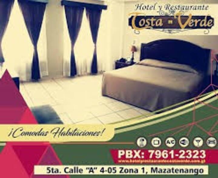 Hotel y Restaurante Costa Verde Mazatenango