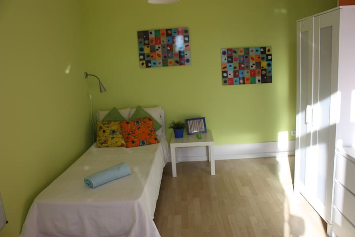 New! Bright Double Room in Lisbon Center! 3
