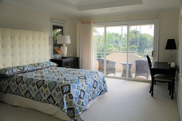 3 Bedrooms suite with pool in Kahala near beach - Honolulu - House