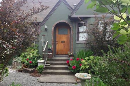 Garden Studio & Sauna-Hawthorne - Portland - Appartement