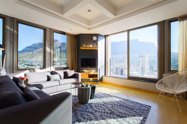 Stylish Apartment in the Heart of Cape Town! - Cape Town - Apartment