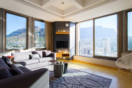 Stylish Apartment in the Heart of Cape Town! - Cape Town - Byt