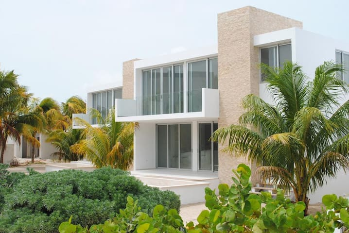 Beach House in San Bruno, Yucatan - Telchac Puerto - House
