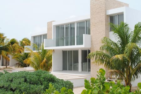 Beach House in San Bruno, Yucatan - Casa