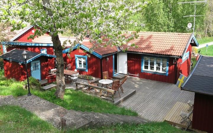 Ferienhaus Saltarö