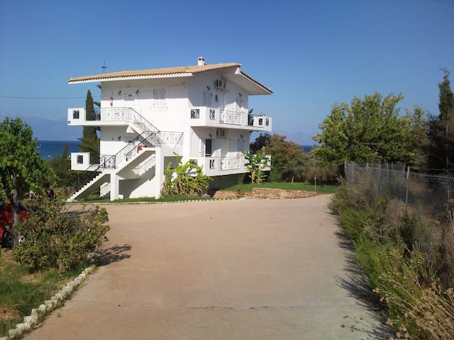 Villa Zeus - Messinia - Departamento