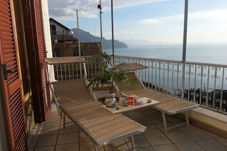 sweet crazy lovely home sea view - Conca dei Marini
