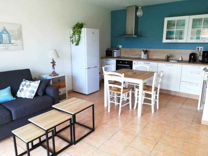 LES SABLES D'OLONNE - Appartement 4 couchages