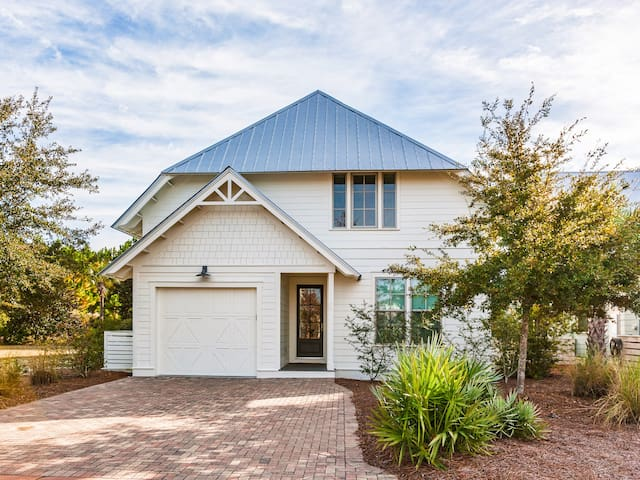 Cypress Cottage – 2 Master Suites & Amenities