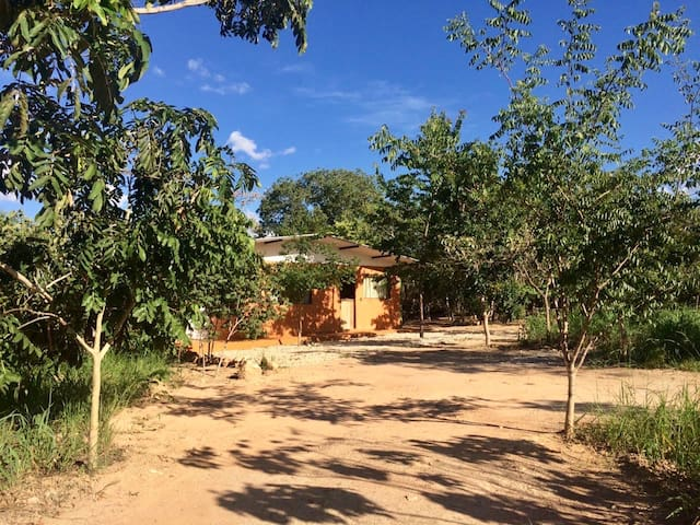 Casa Privativa / Aluguel Temporada / Cavalcante-GO - Cavalcante - Haus