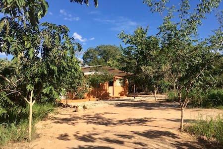 Casa Privativa / Aluguel Temporada / Cavalcante-GO - Cavalcante - Dom