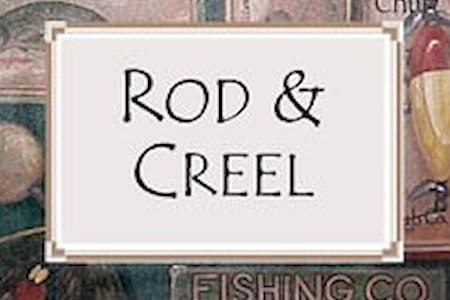 Rod & Creel Room @ Blue Heron Inn - Findley Lake - Pousada