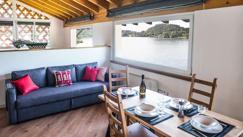 "Cascina Tumas: appartamento ""Isola di San Giulio"""