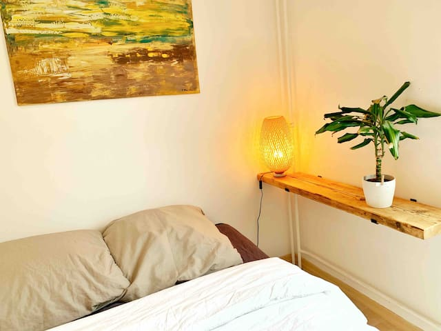 cosy bright room in Berlin X-Berg