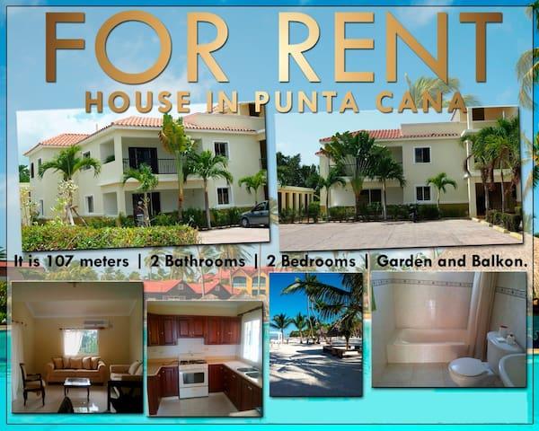 Casa Rosario 1 C - Punta Cana